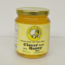 Clover Honey 500g